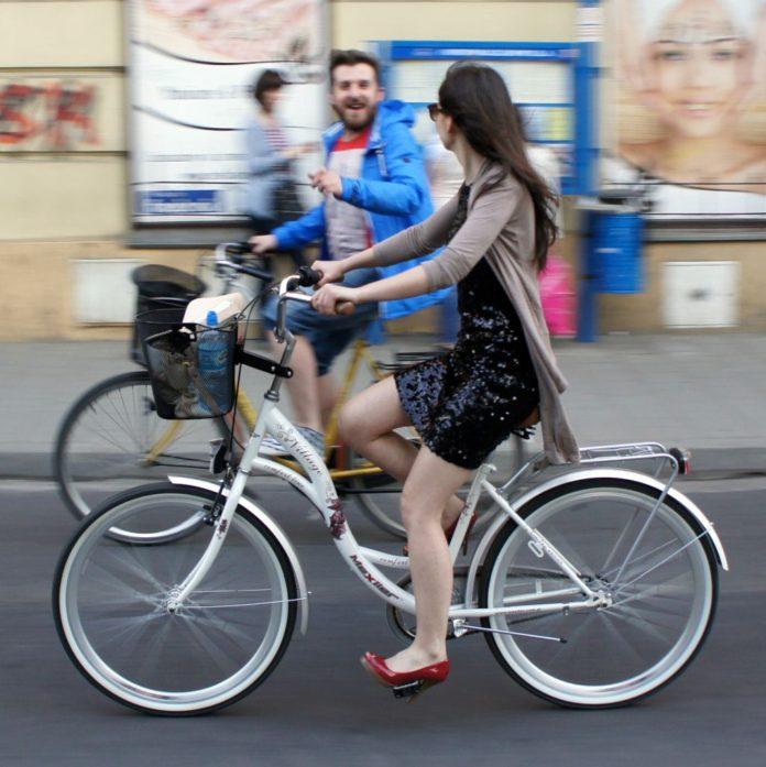 umawiamy się na rower Łódź